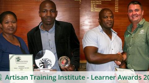 ATI Top Learner awards 2015