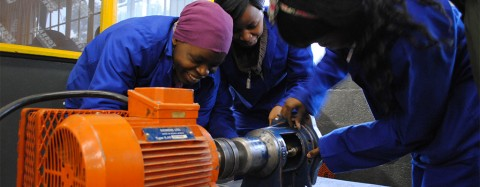 South Africa is lacking artisans according to research made by union Solidarity